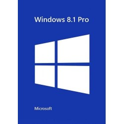 Windows 8.1 Pro Vollversion OEM Key 32-Bit und 64-Bit