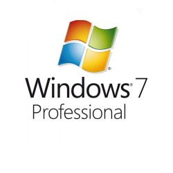 Windows 7 Professional Vollversion OEM Key 32-Bit und 64-Bit