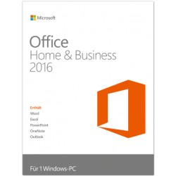 Office 2016 Home and Business Vollversion OEM Key