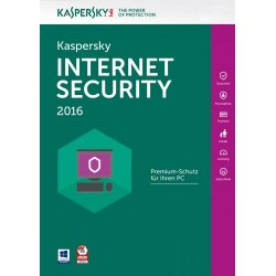 Kaspersky Interner Security 1PC